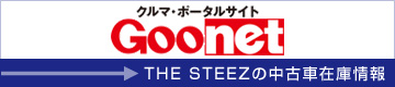 Goonet/THE STEEZ中古車在庫情報