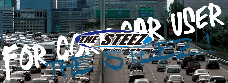 THE STEEZ New Street auto performance